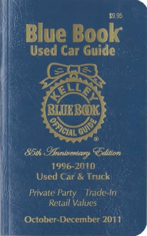 october december 2011 kelley blue book used car truck price guide kelly ebay. Black Bedroom Furniture Sets. Home Design Ideas