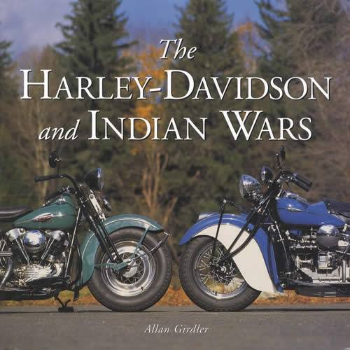 Vintage Harley Davidson vs Indian - Motorcycle Wars ...