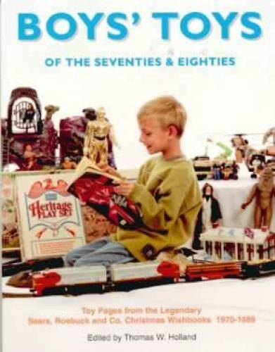 Boys Toys From The 80s : Vintage boy toys s sears christmas catalog wish