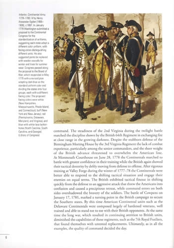 continental army vs british redcoats a When war unofficially broke out in april 1775, the continental army found itself   the british soon realized the red coats made them easy to spot and  they are  practically gourmet compared to army rations of the 1700s.