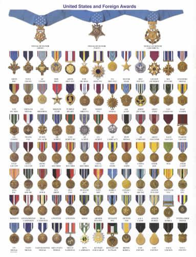 Correct wear us military ribbon guide army navy marines ebay for Air force decoration guide