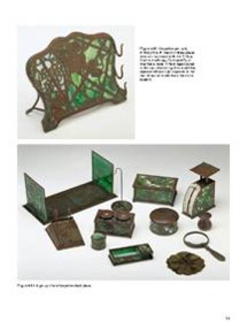 Vintage-Tiffany-Desk-Sets-1900-33-Collectors-Reference-Guide-Inkwells-amp-More thumbnail 2