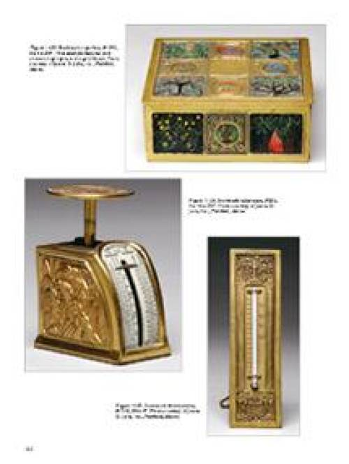 Vintage-Tiffany-Desk-Sets-1900-33-Collectors-Reference-Guide-Inkwells-amp-More thumbnail 3